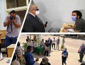 9 كليات بجامعة القاهرة تواصل اليوم امتحانات طلاب السنوات النهائية