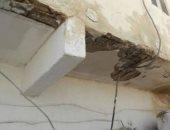 """""""محمد"""" يشكو من خطورة منزله الآيل للسقوط بحى إمبابة: يعرض السكان للخطر"""