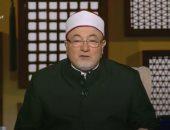 """فيديو.. خالد الجندى: """"ربوا بناتكم على احترام وتوقير الزوج"""""""