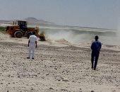 محافظ الوادى الجديد: حملة لإزالة تعديات على 270 فدانا بمركز الفرافرة