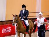 انطلاق الدورة التدريبية للأولمبياد الخاص في الفروسية