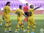 ترتيب الدوري الأسباني بعد فوز برشلونة على بلد الوليد