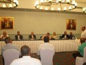 صور.. مؤتمر موسع لوزيرى السياحة والطيران ومحافظ جنوب سيناء مع المستثمرين