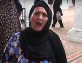 فرحة ودموع وزغاريد في أول يوم افتتاح مصلى السيدات بالسيدة زينب (فيديو)