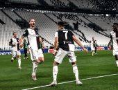 رونالدو ينقذ يوفنتوس من السقوط أمام أتالانتا فى الدوري الإيطالي.. فيديو