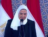 وزيرة التضامن: نسمح بتوفيق الجمعيات الأهلية لأوضاعها خلال عام من الآن