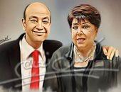عمرو أديب بالذكرى الأولى لوفاة رجاء الجداوى: أجدع ست في مصر