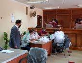 أعمال تطوير لجميع المرافق داخل محكمة مصر الجديدة
