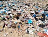 شكوى من تراكم القمامة فى مساكن الكيلو 26 بمحافظة الإسكندرية
