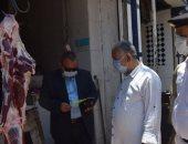 ضبط 12 مخالفة تموينية خلال حملات على الأسواق بمركز أبو قرقاص بالمنيا