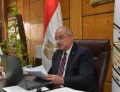 رئيس جامعة أسيوط يؤكد على دور العلوم الإنسانية فى رصد الظواهر السلبية