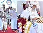 البابا تواضروس يترأس الإثنين قداس الغطاس بالإسكندرية بحضور القساوسة فقط
