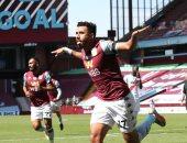 يوسف الشريف يشيد بأداء تريزيجيه فى مباراة أستون فيلا ضد كريستال بالاس.. والأخير يرد