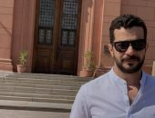 """داليا مصطفى لـ شريف سلامة في عيد ميلاده: """"بحبك"""""""