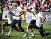 تواجد جماهيري لأول مرة في مباراة ودية لسان جيرمان.. ونيمار ومبابي أساسيان
