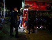الشرطة الإسبانية تغلق المطاعم والمقاهى بشوارع مايوركا