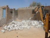 القبض على شخص لتعديه على أرض مخصصة لبناء مدرسة بأسوان