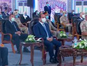 الرئيس السيسى: وقف تراخيص البناء أمن قومى ومصلحة وطنية