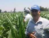 صور.. أساتذة معهد البحوث ينفذون يوم حقلى عن ترشيد المياه بمركز بلبيس