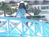 رانيا يوسف تستجم على البحر من جديد بعد فضح المتحرشين (صور)