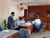 محكمة الزقازيق الابتدائية تتلقى أوراق مرشحين مجلس الشيوخ