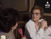 """حوار نادر للمخرجة الراحلة علوية زكى من كواليس مسلسل """"مهلا الدفع مؤجل"""".. فيديو"""