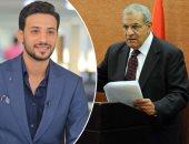 الظهور الأول للمهندس إبراهيم محلب على صفحة اليوم السابع بعد قليل