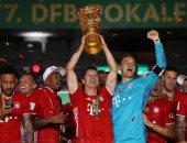بايرن ميونخ يسيطر على جوائز الأفضل فى الدوري الألماني هذ الموسم