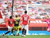 مانشستر يونايتد يسقط فى فخ التعادل ضد ساوثهامبتون بالدورى الإنجليزى