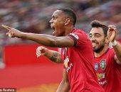 """مان يونايتد ضد ساوثهامبتون.. مارسيال يصل للهدف 50 مع الشياطين """"فيديو"""""""