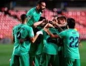 ترتيب الدورى الإسبانى بعد الجولة الـ36.. ريال مدريد على بعد خطوة من اللقب
