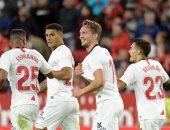 إشبيلية يتأهل لدوري أبطال أوروبا بعد سقوط فياريال ضد سوسيداد بالليجا