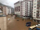 مصرع شخصين بسبب السيول فى تايلاند والعاصفة تتجه صوب ميانمار