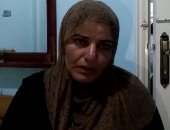 """صور.. والدة طالب كفر الشيخ الغريق:"""" عاوزه قلبى يبرد برؤية جثمانه وأكرمه بدفنه"""""""