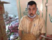التحفظ على مواد غذائية غير صالحة للاستهلاك الآدمى بالإسكندرية