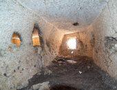الآثار تعلن عن اكتشاف جديد من العصر البطلمى غرب أبيدوس