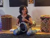 """سارة البططى حديث السوشيال ميديا بـ""""الطبلة"""".. بشرة خير واضحكى آخر مغامراتها.. فيديو وصور"""