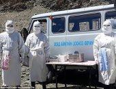 وفاة شخص بمرض الطاعون الدبلى بمنطقة منغوليا شمالى الصين
