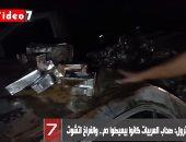 شاهد على حريق خط البترول: أصحاب العربيات كانوا بيعيطوا دم.. والفراخ اتشوت