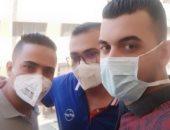 الجيش الأبيض.. فريق طبى بمستشفى تمى الأمديد للحجر الصحى فى مواجهة كورونا