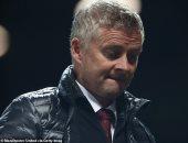 سولشاير: مانشستر يونايتد لا يستحق الفوز