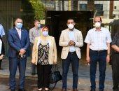 """تسليم مستلزمات طبية مقدمة من صندوق """"تحيا مصر"""" لمستشفى الفيوم العام"""