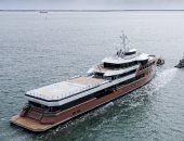 سفينة عملاقة بها غواصة للتأجير بـ665 ألف جنيه إسترلينى أسبوعيا