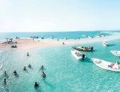 """""""مالديف البحرين"""" جزر الجرادة وسترة تجذب عشاق الغوص والرمال بالمملكة.. صور"""