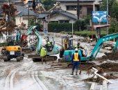 اليابان: تضرر 50 موقعا تراثيا وثقافيا بسبب الفيضانات والانهيارات الطينية