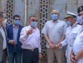 محافظ الإسكندرية: العقارات المخالفة غير الجائز التصالح عليها سيتم إزالتها فورا