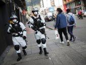 مقتل سبعة في احتجاجات على عنف الشرطة في كولومبيا