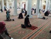 الأوقاف تنشر جدول الواعظات المشرفات على مصلى السيدات بمسجد السيدة زينب