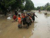 ارتفاع عدد ضحايا الفيضانات الناجمة عن الأمطار فى إندونيسيا إلى 44 شخصا