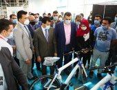 """تسليم الدراجات المدعومة ضمن مبادرة """"دراجتك صحتك"""""""